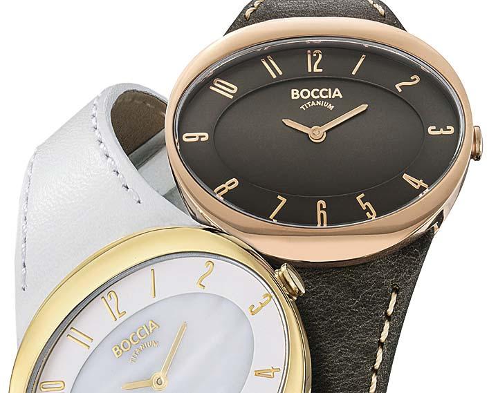 BOCCIA Armbanduhren